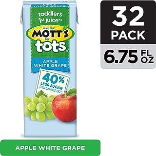 mott's for tots apple white grape