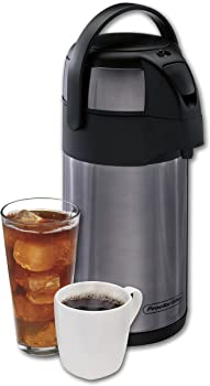 Proctor-Silex 2.5 Liter Thermal Airpot Hot Coffee/Cold Beverage Dispenser