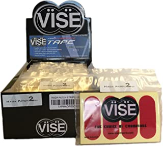 Vise Hada Patch Pre-Cut Tape (Pack of 12)