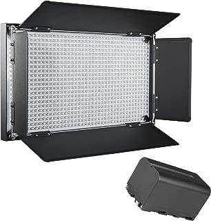 Bresser Fotostudio SG-800D Juego de 2 l/ámparas hal/ógenas para fotograf/ía y v/ídeo