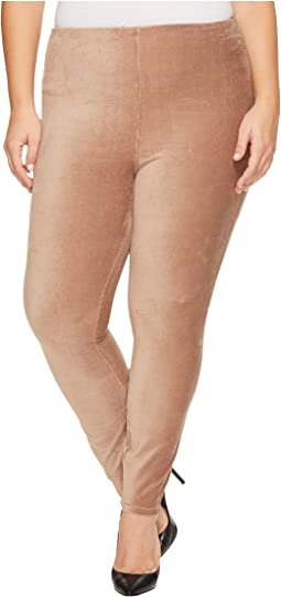 Lysse - Plus Size Corduroy Leggings