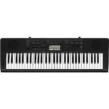 CASIO CTK3200 - Teclado electrónico (61 teclas,), color negro: Amazon.es: Instrumentos musicales
