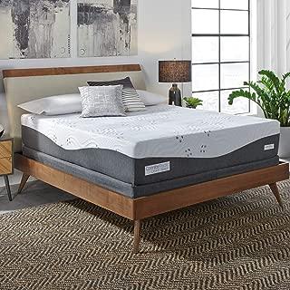 Simmons Beautyrest ComforPedic Loft from BeautyRest 14-inch NRGel Memory Foam Mattress Set Firm