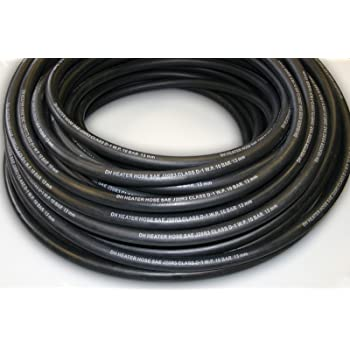 10mm 3//8 CAR HEATER COOLANT RUBBER HOSE SAE20 R3 C PIPE 212