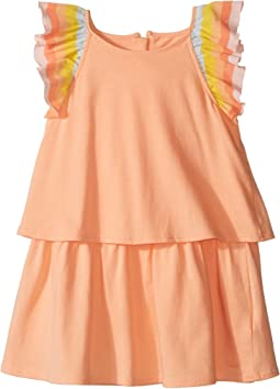 Chloe Kids - Rainbow Ruffle Dress From Adult Collection (Toddler)