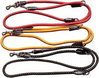Pet Tribe PT58669 Lead Rope Training Nylon Reflect 12 X 200 cm, Black
