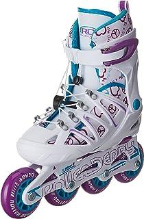 featured product Roller Derby Girl's Stinger 5.2 Adjustable Inline Skate