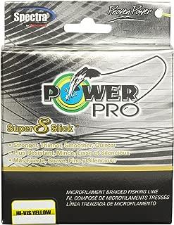 PowerPro 31100300300Y Super 8 Slick Braided Fishing Line 30Lb 300