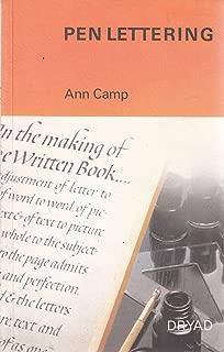 Best pen lettering ann camp Reviews