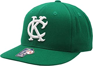 American Needle Kansas City Athletics Fitted 1963 Cooperstown Collection Green