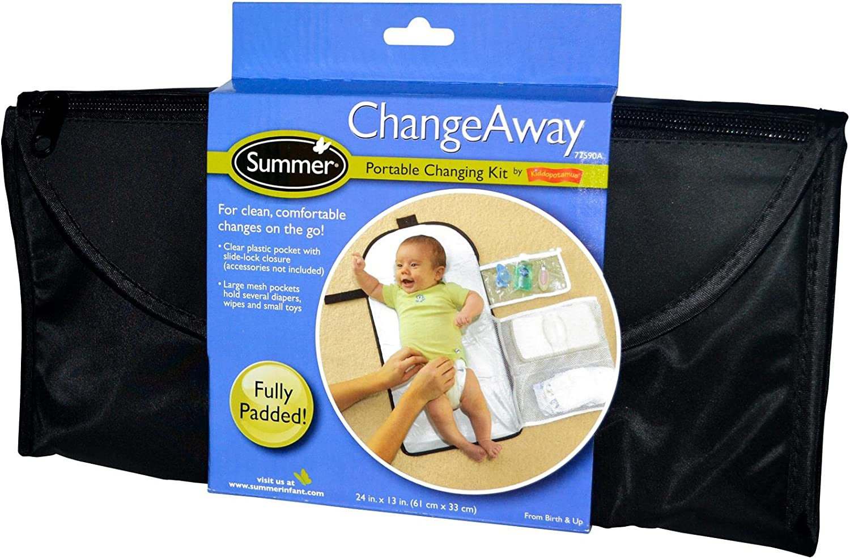 BORNFREE/SUMMER INFANT CHANGEAWAY, CT