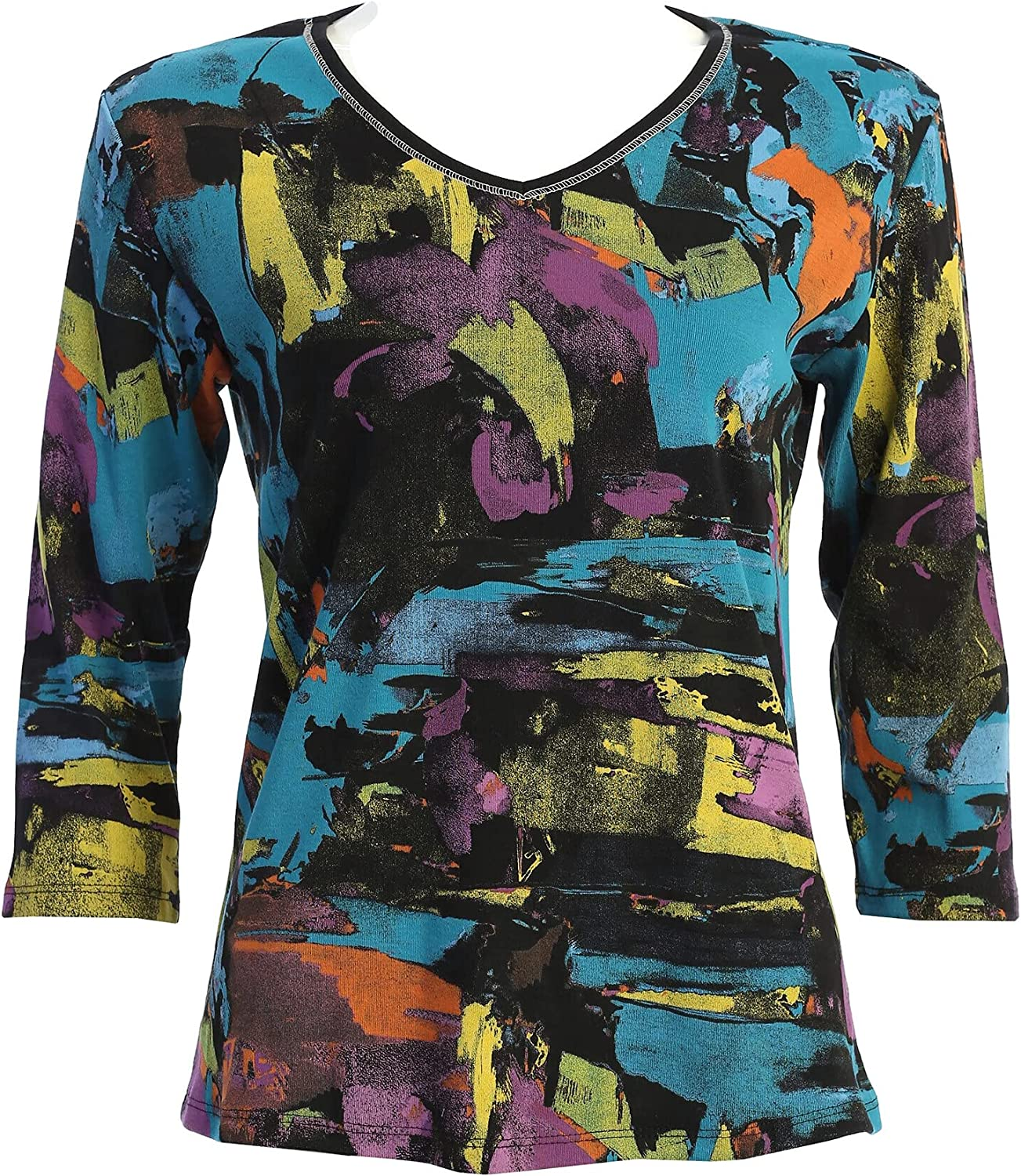 Jess Jane Milwaukee Mall Women's Masterpiece Cotton Top All stores are sold Tee Shirt