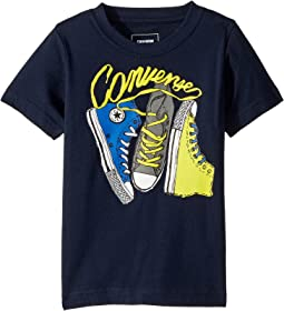 Converse Kids - My Chucks Tee (Toddler/Little Kids)