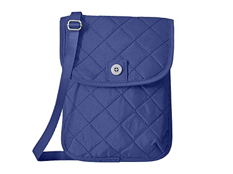 Baggallini RFID Passport Crossbody Royal Blue/Mint Eastbay Sale Online Cheap Sale Best Seller Good Selling Cheap Price CyGwFPW