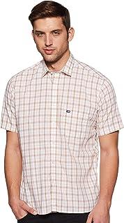 Arrow Sports Men's Checkered Regular fit Casual Shirt