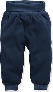 Schnizler Baby Pumphose Fleece mit Strickbund - Spodnie dresowe uniseks niemowlęta