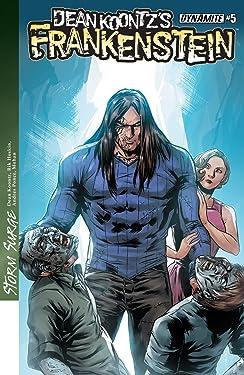 Dean Koontz's Frankenstein: Storm Surge #5: Digital Exclusive Edition