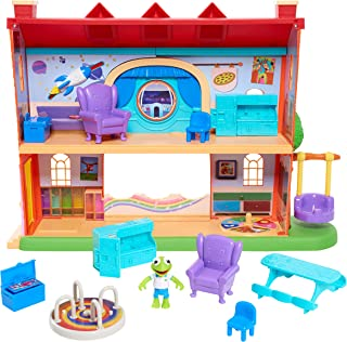 Muppets 14446 Babies School House Playset, Multicolor