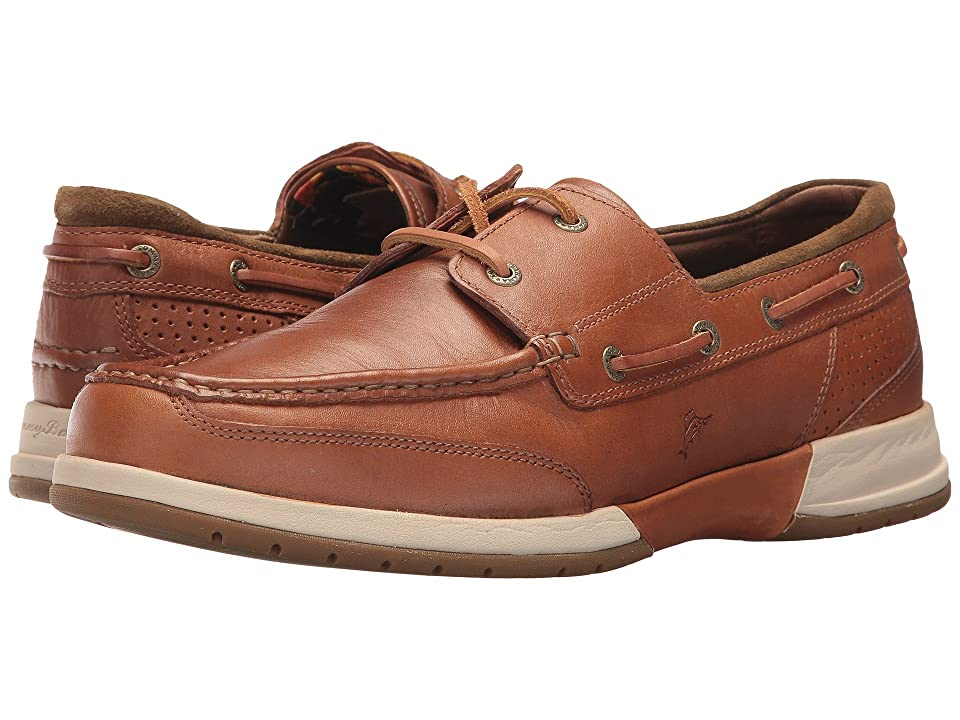 Tommy Bahama Relaxology Ashore Thing (Tan Smooth) Men