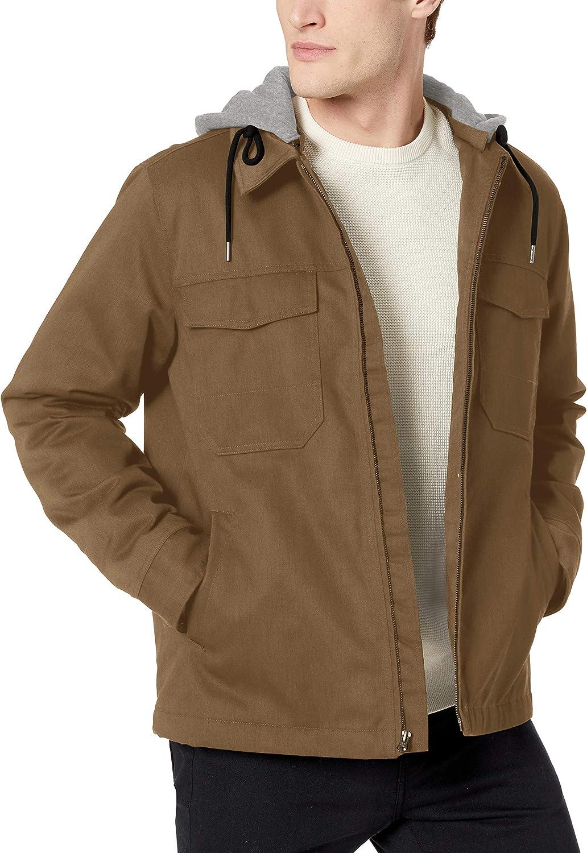 Billabong Max 84% OFF Direct sale of manufacturer Men's Barlow Twill Jacket