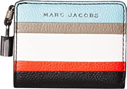 The Grind Color Blocked Mini Compact Wallet
