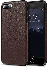 ORLINE Handy Borsa in Vera Pelle Apple iPhone 8Custodia protettiva