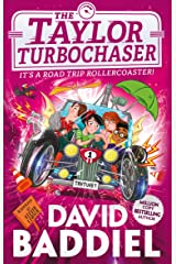 The Taylor TurboChaser: From the million copy best-selling author Kindle Edition