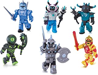 Roblox Action Collection – Champions of Roblox Six Figure Pack [Includes Exclusive..