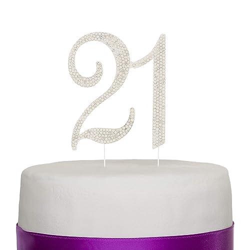 21 Birthday Candle: Amazon.com