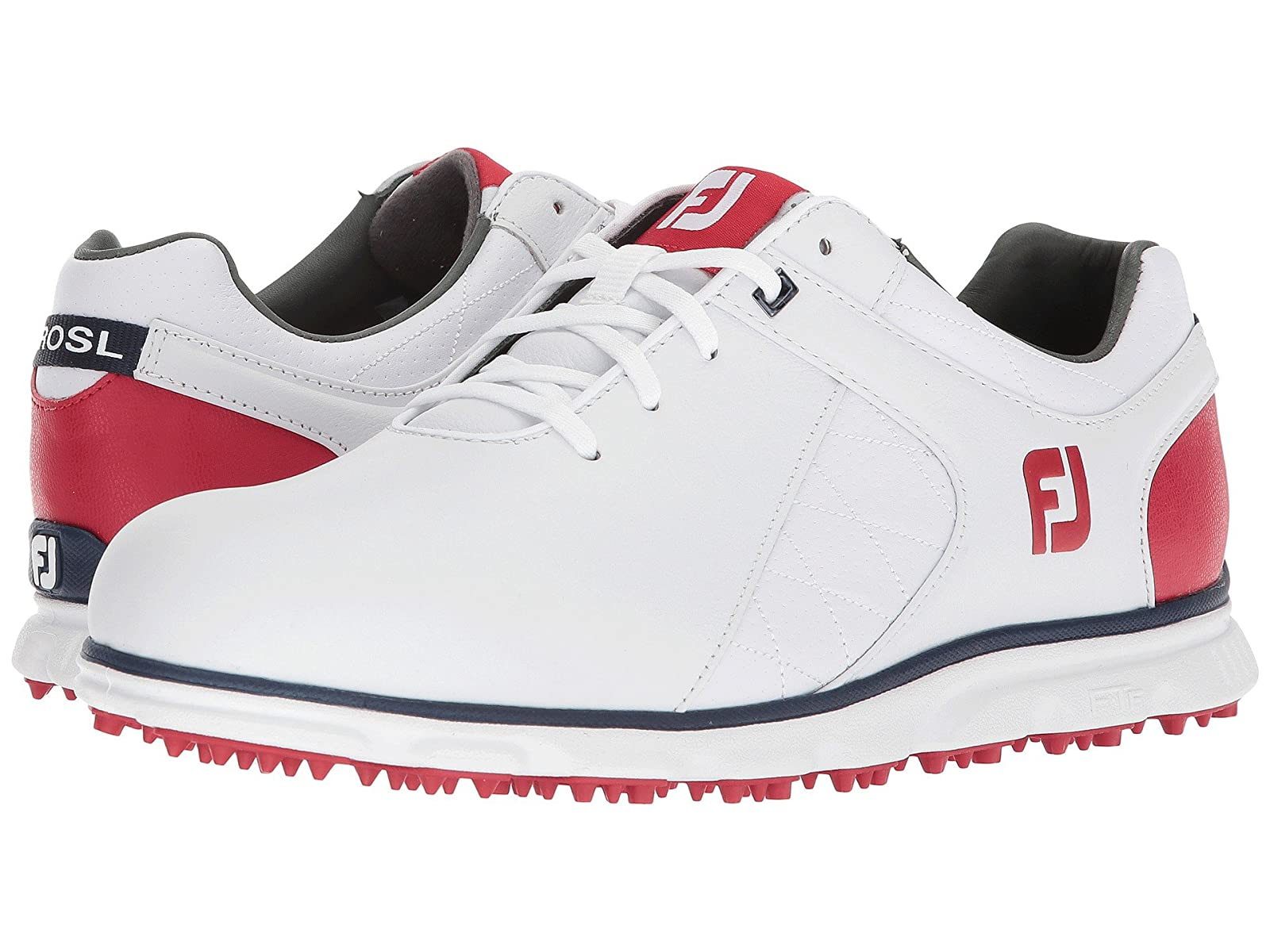 FootJoy Pro SL Spikeless Plain Toe RoverAtmospheric grades have affordable shoes