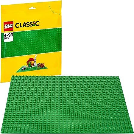 レゴ (LEGO) クラシック 基礎板(グリーン) 10700