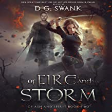 Of Fire and Storm: Piper Lancaster Series, Book 2