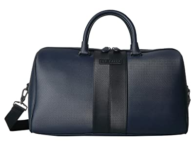 Ted Baker Sling Twill PU Holdall (Navy) Duffel Bags