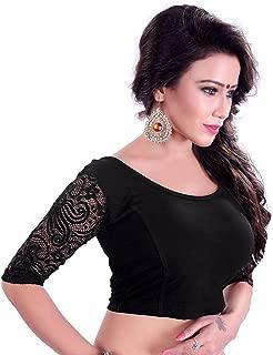 long saree blouse