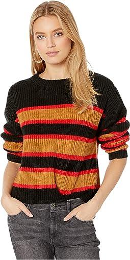 Black Amber Stripe