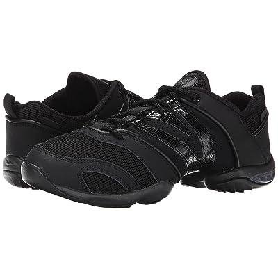 Bloch Evolution Dance Sneaker (Black) Shoes