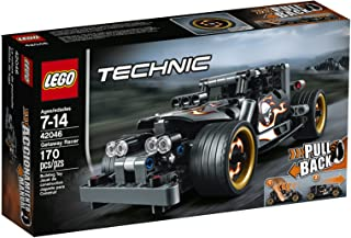 LEGO Technic Getaway Racer 42046 Building Kit