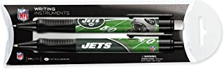 New York Jets Ballpoint Grip Pen and Mechanical Pencil Set in Pillow Pack - NFL (12008-QUT)