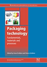 Best packaging technology fundamentals, materials and processes Reviews