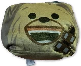 Cubd Star Wars Chewbacca plush cube