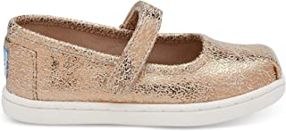 TOMS Kids' 10010017 Mary Jane-K