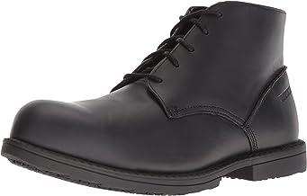 Wolverine Men's Bedford Steel-Toe Chukka SR Industrial Boot