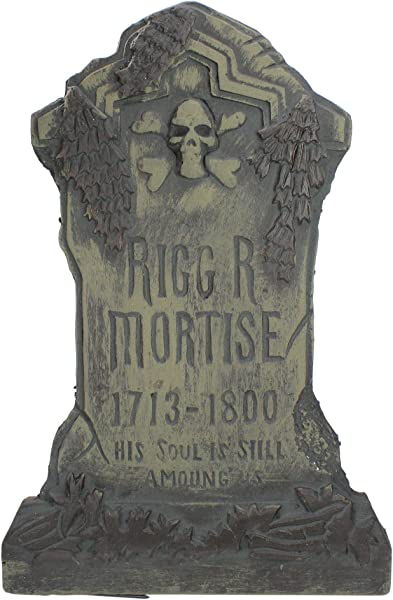 Northlight 28 5 Rigg R Mortise Halloween Tombstone Yard Decor