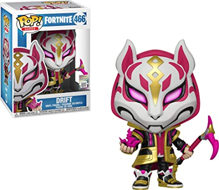 Funko- Pop Figura de Vinilo Drift Fortnite, (36976)