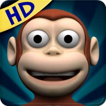 My Talky Mack! Tablet - The Talking Monkey - Text, Talk, Joke and Play With Your Funny Animal Friend (Kindle Tablet Edition)