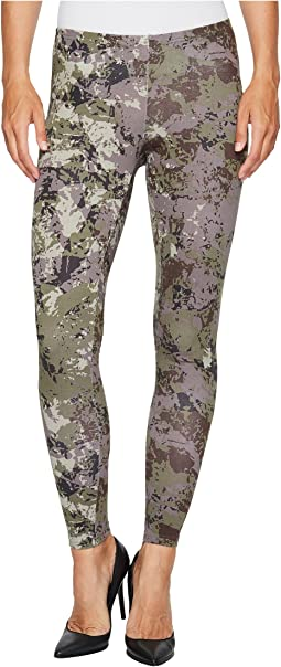 HUE - Camo Cotton Leggings