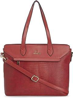 Lavie Triton Medium Horizontal Women's Tote Bag (Red)