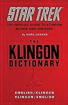 Best klingon english dictionary Reviews
