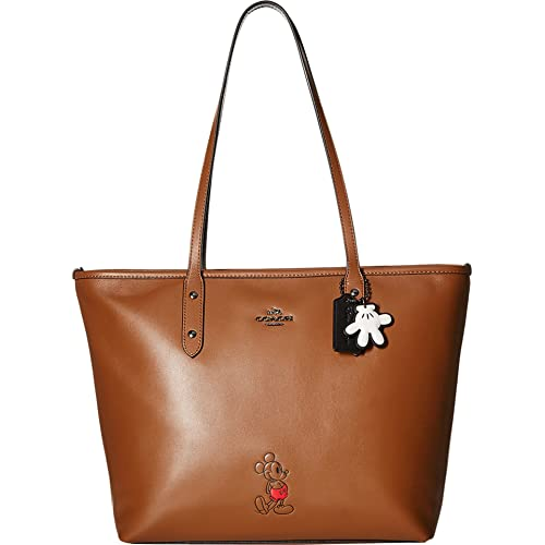 10398ea18522 COACH Womens Mickey City Tote