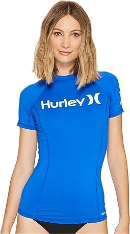 Hurley - One & Only S/S Rashguard